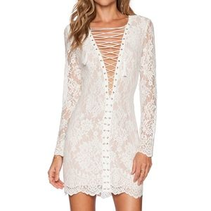 Ruins Dress | Jetset Diaries | Icon White Lace
